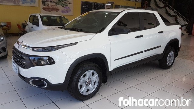 Fiat Toro Freedom 1.8 AT6 4x2 (Flex) - 17/18 - 79.900