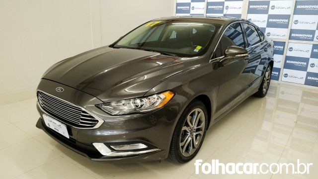 Ford Fusion 2.0 EcoBoost SEL (Aut) - 16/17 - 99.900