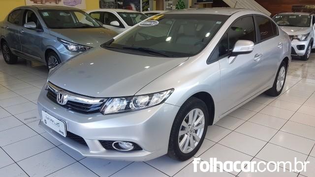 Honda Civic New LXR 2.0 i-VTEC (Flex) (Aut) - 14/14 - 57.900