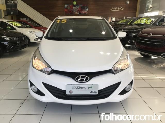 Hyundai HB20 1.6 Premium - 14/15 - 43.900