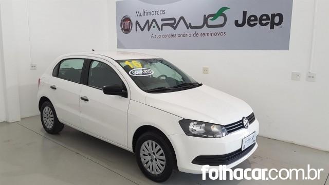 Volkswagen Gol 1.0 (G6) TEC Trendline (Flex) 4p - 15/16 - 36.500