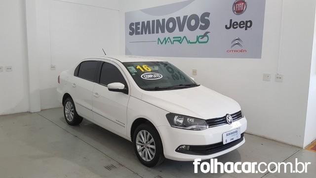 Volkswagen Voyage 1.6 VHT Comfortline I-Motion (Flex) - 15/16 - 44.500