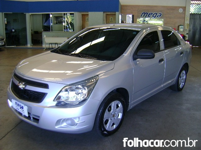 Chevrolet Cobalt LS 1.4 8v (flex) - 15/15 - 34.800