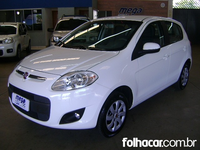 Fiat Palio Attractive 1.0 8V (flex) - 13/13 - 29.000