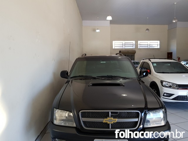 Chevrolet S10 Cabine Dupla S10 Executive 4x4 2.8 Turbo Electronic (Cab Dupla) - 06/06 - 46.000