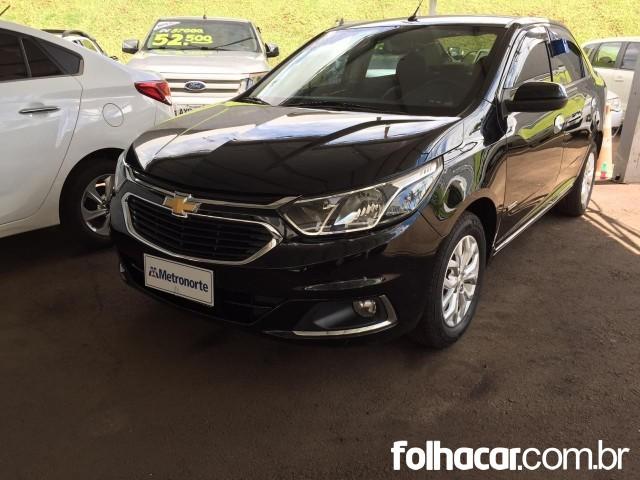 Chevrolet Cobalt Elite 1.8 8V (Flex) (Aut) - 16/17 - 52.900