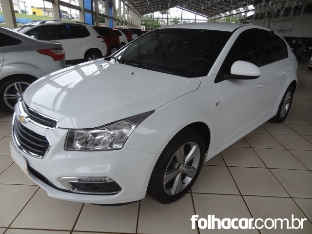 Chevrolet Cruze LT 1.8 16V Ecotec (aut)(flex) - 15/16 - 68.000