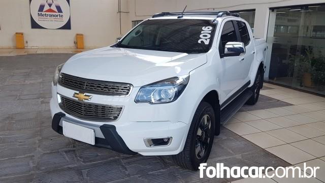 Chevrolet S10 Cabine Dupla S10 2.8 CTDi 4x4 LTZ (Cab Dupla) (Aut) - 15/16 - 137.000