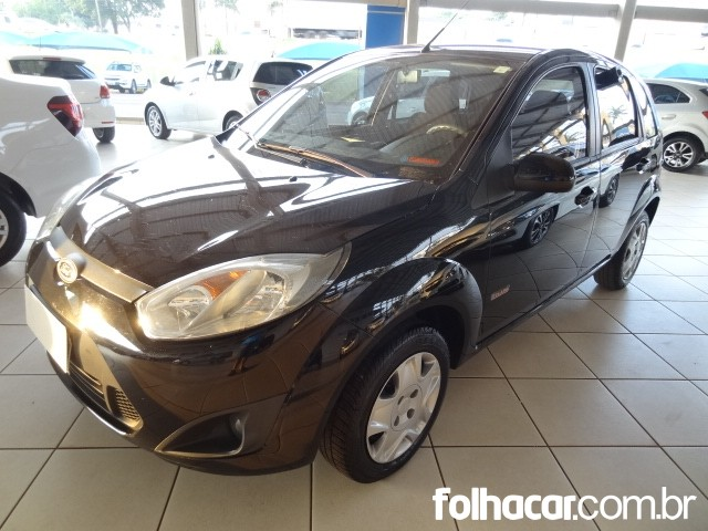 Ford Fiesta Hatch 1.6 (flex) - 12/12 - 27.900