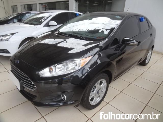 Ford New Fiesta Sedan 1.6 SE - 14/15 - 48.000