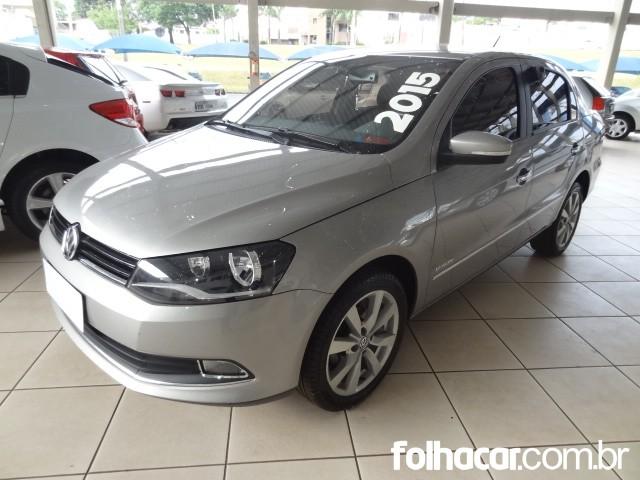 Volkswagen Voyage 1.6 (G6) Flex Highline - 14/15 - 41.400