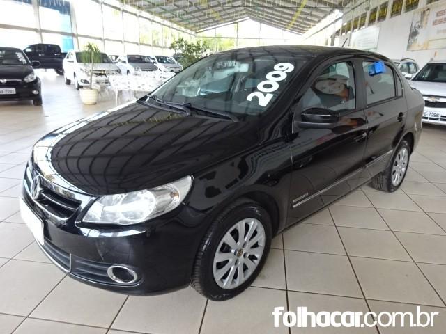 Volkswagen Voyage Comfortline 1.6 (flex) - 09/09 - 26.000