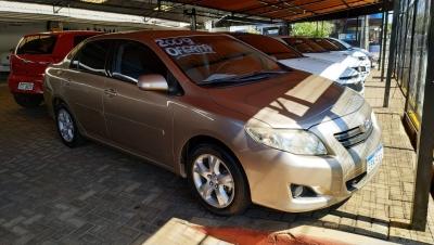 Corolla Sedan XEi 1.8 16V (flex)