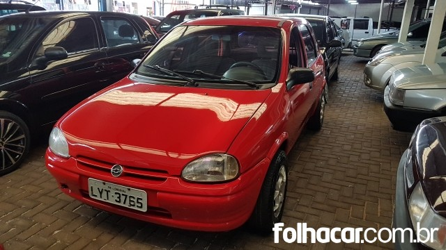 Chevrolet Corsa Hatch Wind 1.0 MPFi - 97/97 - 9.500