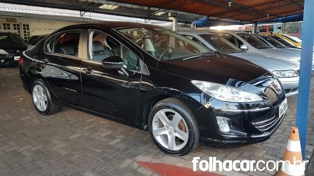 Peugeot 408 Feline 2.0 16V (aut)(Flex) - 11/12 - 32.000