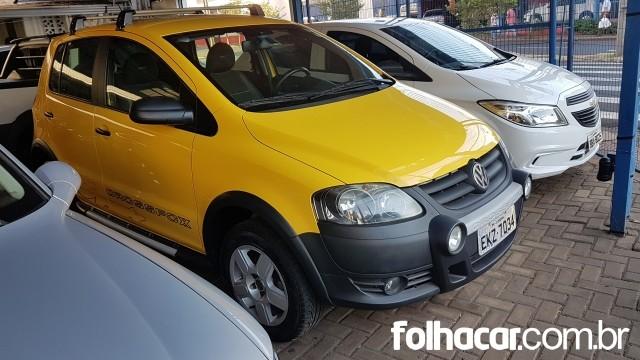 Volkswagen CrossFox 1.6 (flex) - 09/10 - 30.000