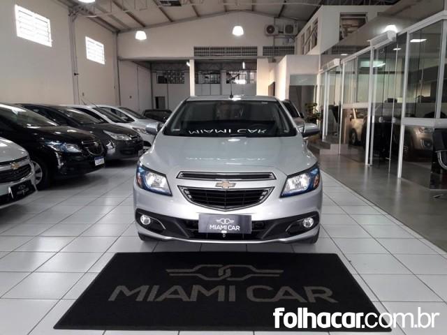 Chevrolet Prisma 1.4 LTZ SPE/4 (Aut) - 13/14 - 42.800
