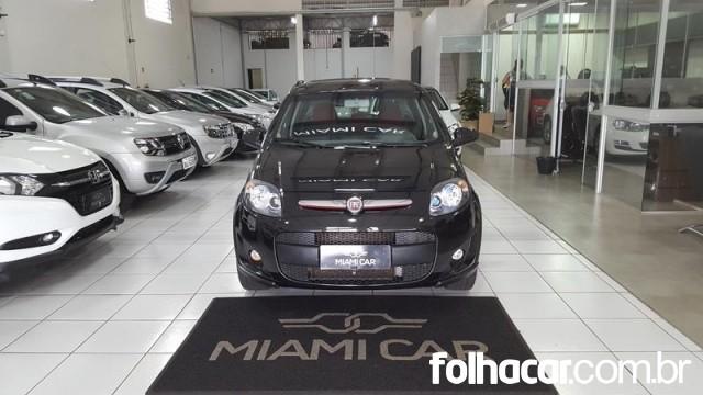 Fiat Palio Sporting 1.6 16V (flex) - 12/13 - 33.800