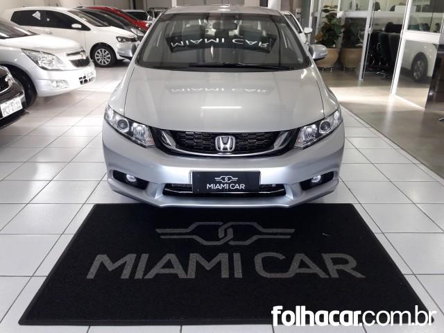 Honda Civic LXR 2.0 i-VTEC (Flex) (Aut) - 15/15 - 65.800