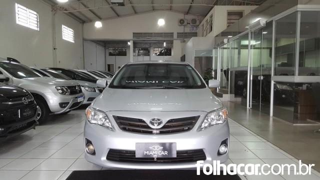 Toyota Corolla Sedan 1.8 Dual VVT-i GLI (aut) (flex) - 11/12 - 47.800