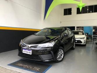 Corolla 1.8 GLi Upper Multi-Drive (Flex)