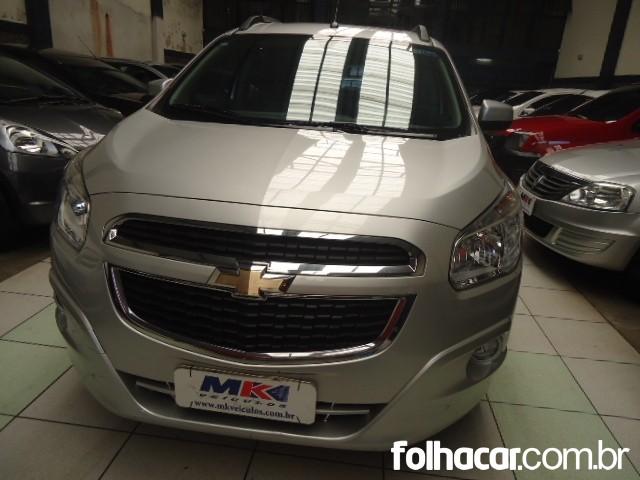 Chevrolet Spin LT 5S 1.8 (Aut) (Flex) - 13/14 - 43.800