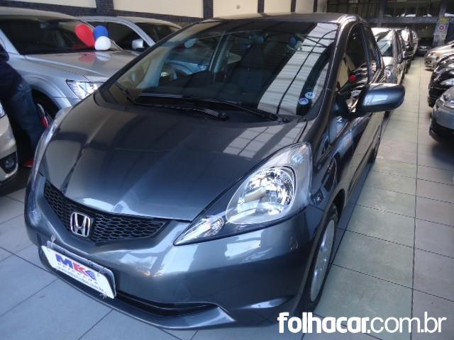Honda Fit New LXL 1.4 (flex) (aut) - 10/10 - 38.800