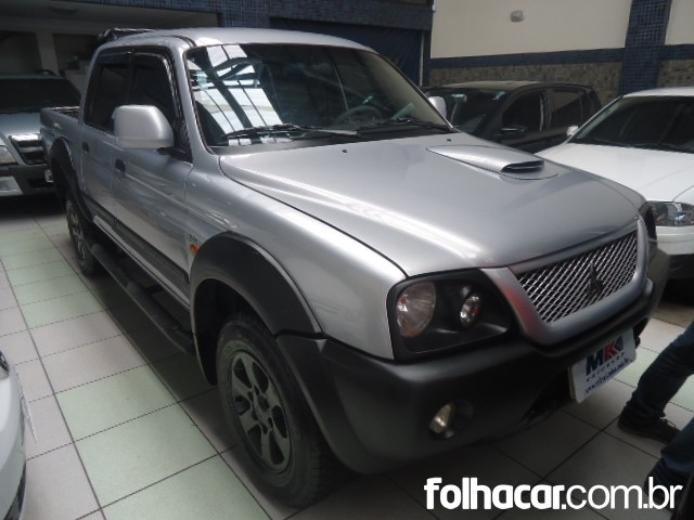 Mitsubishi L200 Outdoor L 200 Outdoor HPE 4x4 2.5 (cab. dupla) - 09/10 - 45.800