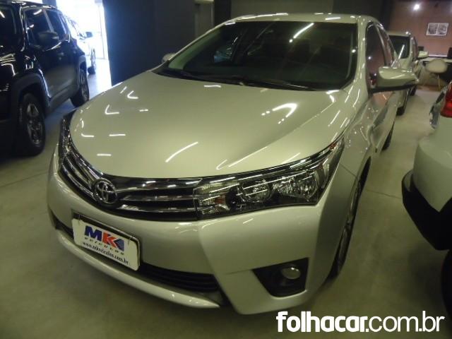 Toyota Corolla Sedan 2.0 Dual VVT-i Flex XEi Multi-Drive S - 14/15 - 79.800