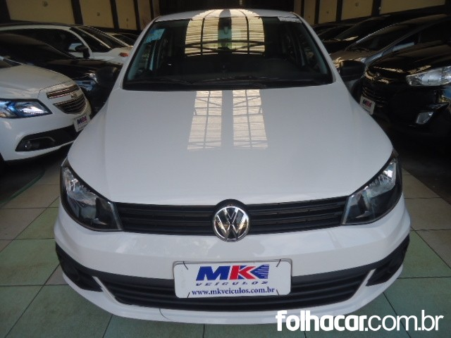 Volkswagen Gol 1.6 VHT Trendline (Flex) - 17/18 - 42.800