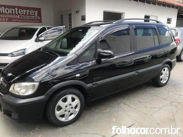 Monterrey Veculos Chevrolet Zafira Comfort 20 Flex Londrina