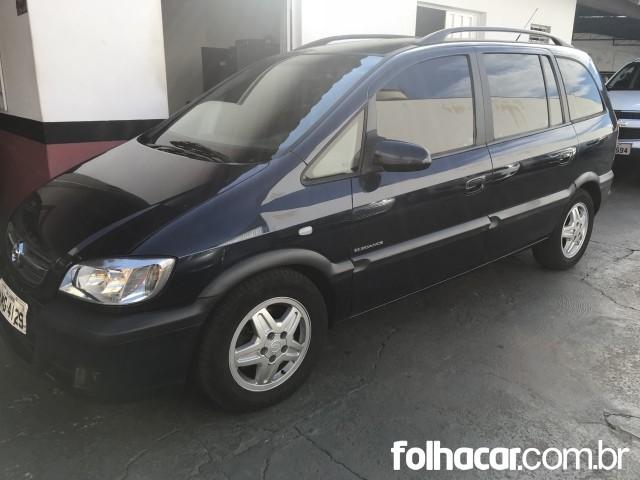 Monterrey Veculos Chevrolet Zafira Elegance 20 Flex Londrina