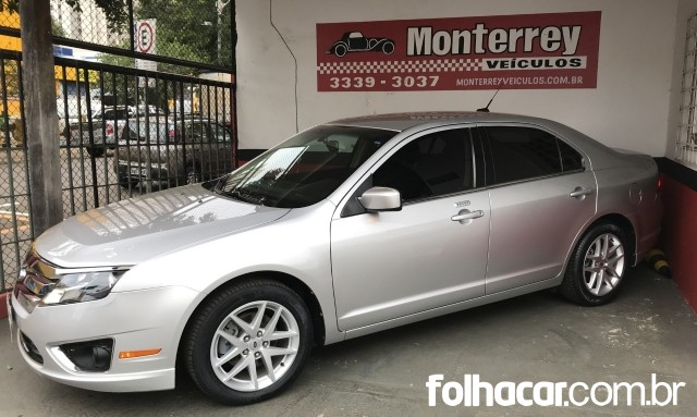 Ford Fusion 2.5 16V SEL - 11/11 - 44.500