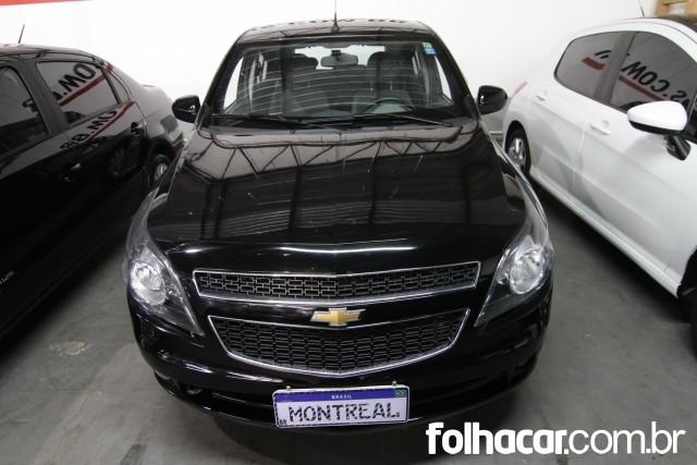 Chevrolet Agile LT 1.4 8V (flex) - 12/13 - 27.800
