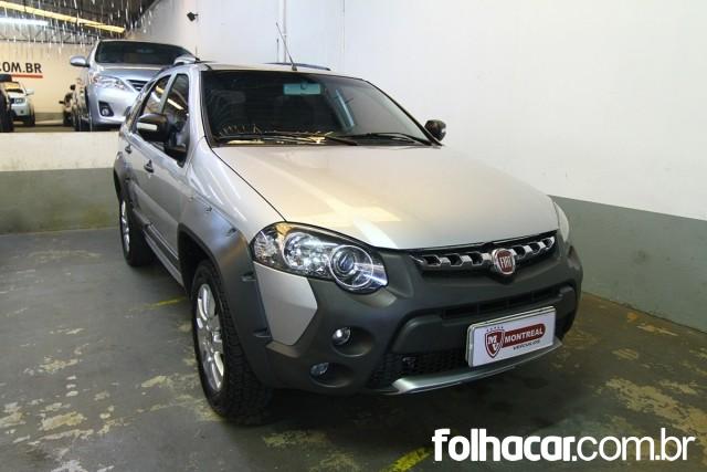 Fiat Weekend Adventure 1.8 E.torQ (Flex) - 14/15 - 45.990