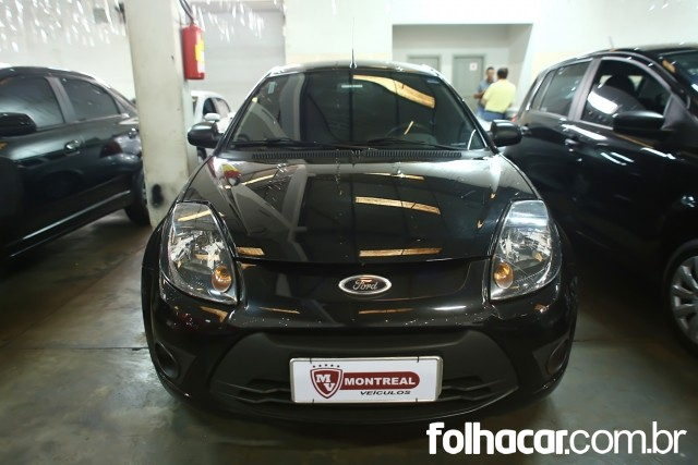 Ford Ka Hatch 1.0 (flex) - 12/13 - 20.990