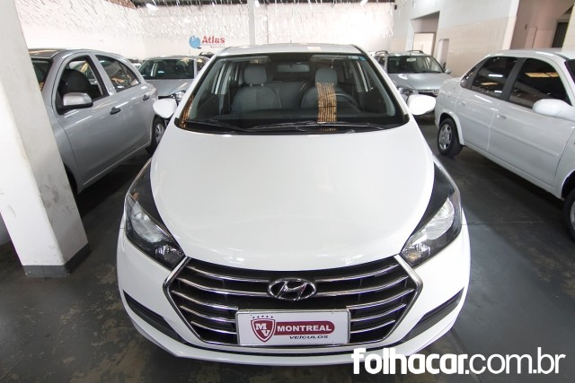 Hyundai HB20S HB20 1.6 S Comfort Plus - 15/16 - 46.990