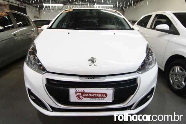 Peugeot 208 Active 1.2 12V (Flex) - 16/17 - 44.900
