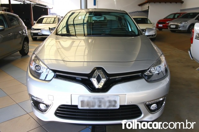 Renault Fluence 2.0 16V Privilege X-Tronic (Flex) - 16/17 - 72.800