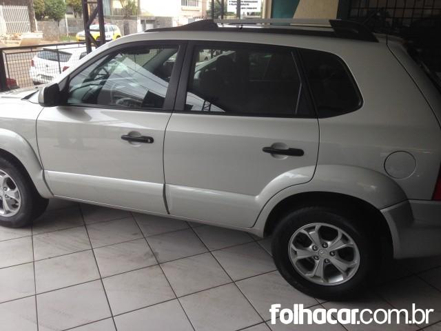 Hyundai Tucson GL 2.0 16V - 10/11 - 33.500