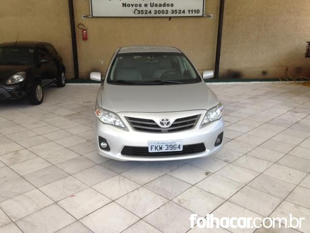 Toyota Corolla Sedan 1.8 Dual VVT-i GLI (aut) (flex) - 13/14 - consulte