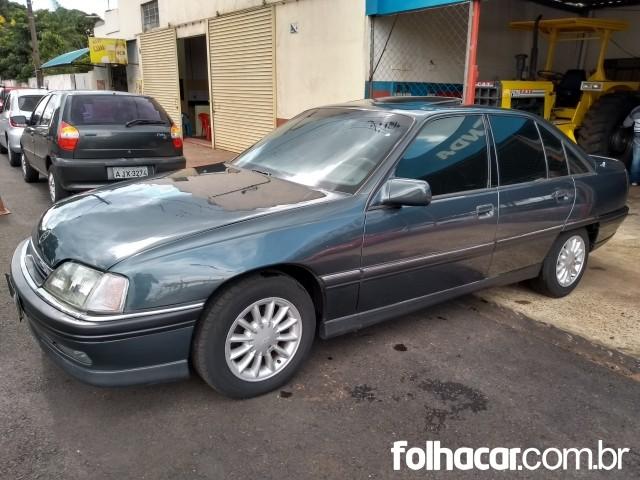 Chevrolet Omega GLS 2.2 MPFi - 97/97 - 14.000