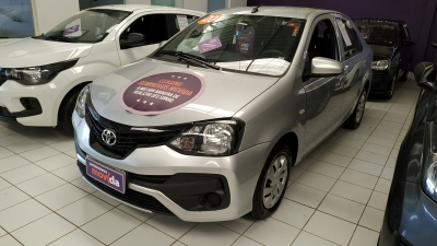 Etios Sedan X 1.5 (Flex) (Aut)