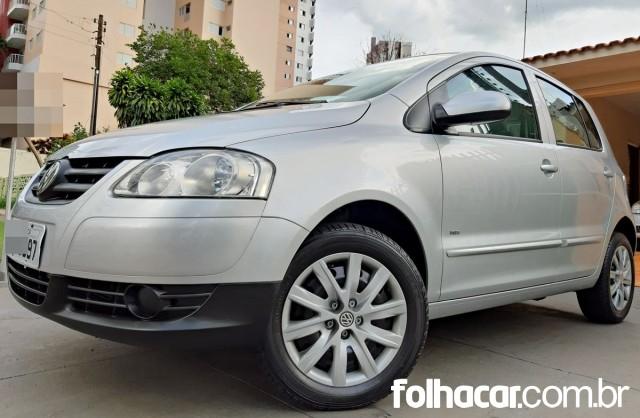 Volkswagen Fox Plus 1.6 8V (flex) - 08/09 - 23.900