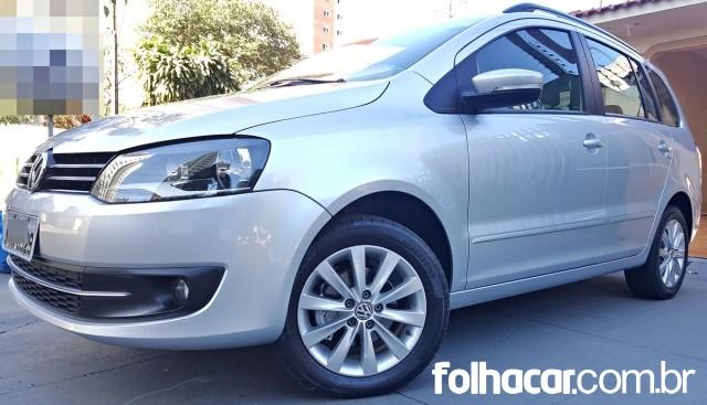 Volkswagen SpaceFox Sportline 1.6 8V (flex) - 10/11 - 31.500