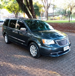 Town & Country Touring 3.6 (aut)