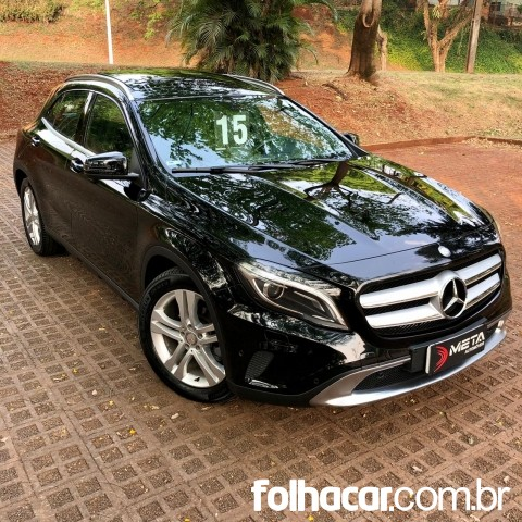 Mercedes Benz Classe GLA GLA 200 Advance - 15/15 - 103.500