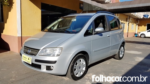 Fiat Idea ELX 1.4 (flex) - 06/07 - 21.500