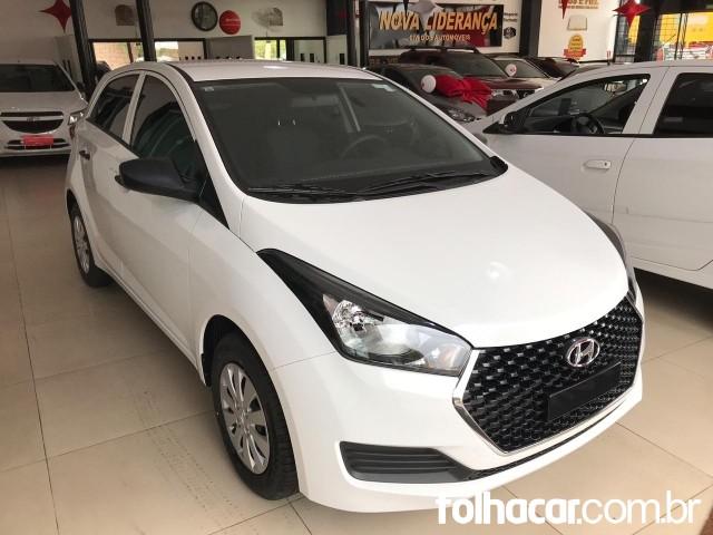 Hyundai HB20 1.0 Unique - 19/19 - 45.900