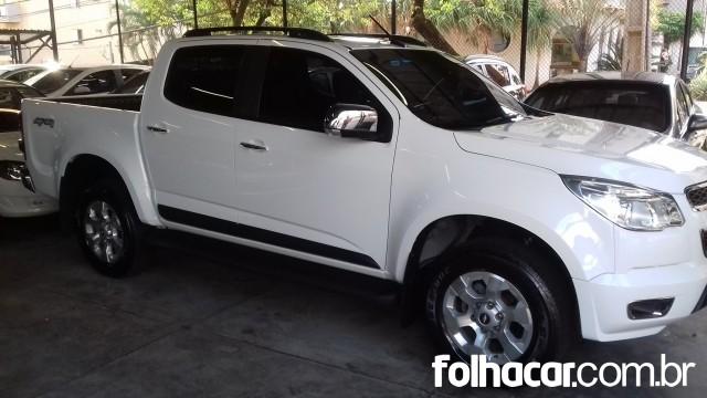 Chevrolet S10 Cabine Dupla S10 2.8 CTDi 4x4 LTZ (Cab Dupla) (Aut) - 14/15 - 115.000
